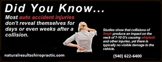 An auto accident can leave you in pain that hospitals will only treat with pills. Chiropractic care in Front Royal, VA, can reduce or eliminate the need for pain meds.