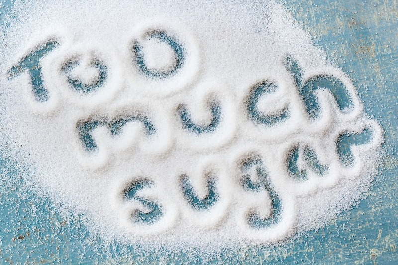 Sugar affects more than your blood sugar levels.