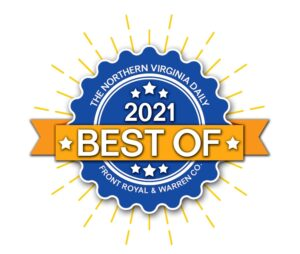 Northern Virginia Daily Best of 2021 Award